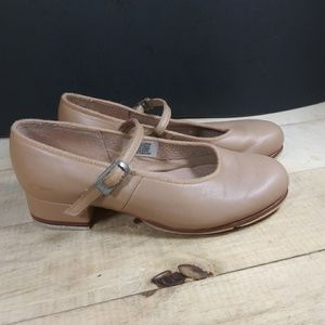 Girls bloch tap/dancing  shoes